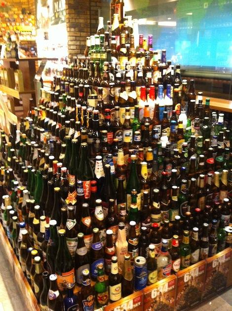 東京ソラマチ 世界のビール博物館 World BEER Museum