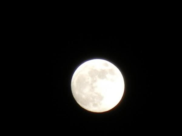 満月 月の土地