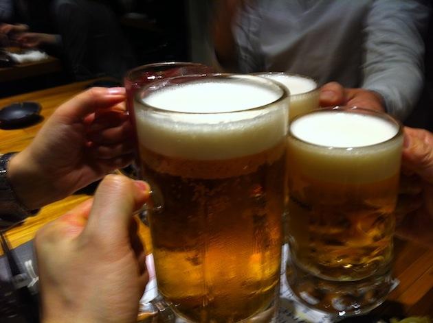 第44回東京ワクワク飲み@渋谷 乾杯