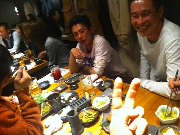 第44回東京ワクワク飲み@渋谷 風景