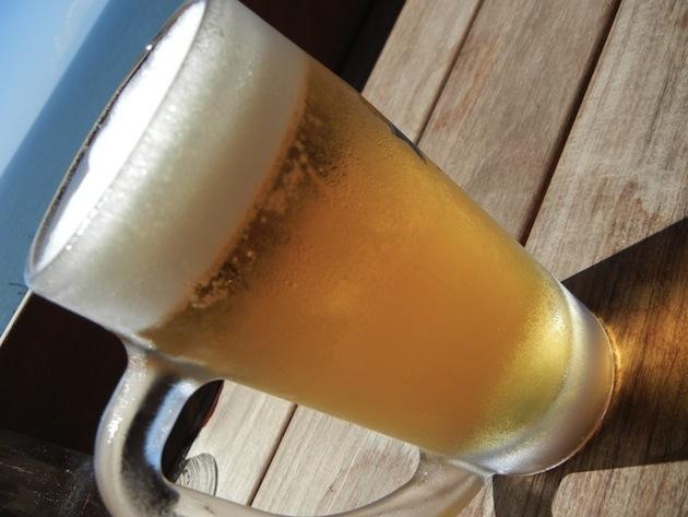 江ノ島 ビール テラス