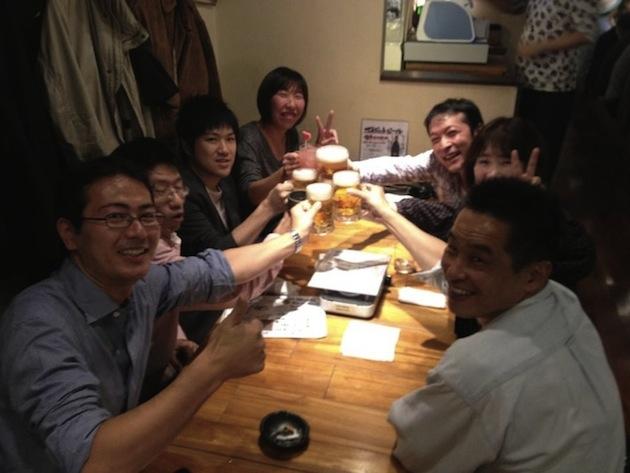 ワクワク飲み5周年記念 てっぺん渋谷女道場