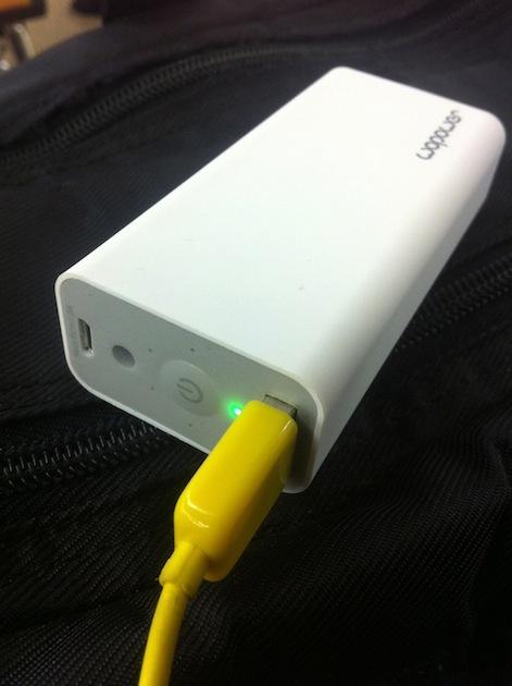 iPhone 携帯バッテリー