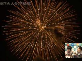 関門海峡花火大会 2014