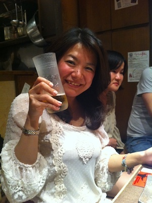 第37回東京ワクワク飲み@渋谷 藤川由紀さん