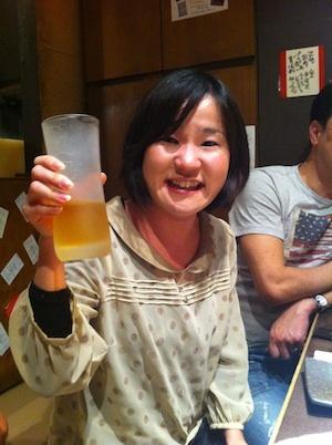 第37回東京ワクワク飲み@渋谷 ちえっぺさん