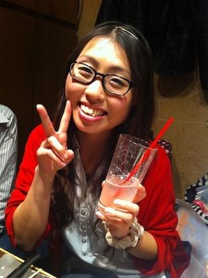 第37回東京ワクワク飲み@渋谷 ミナさん