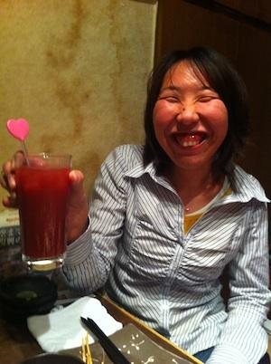 第37回東京ワクワク飲み@渋谷 みきさん