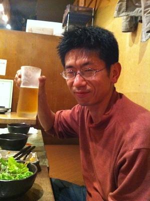 池田晋作(saku)さん