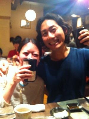 吉田(昌)さん &吉田(彩)さん