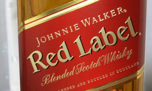 ジョニー・ウォーカー Johnnie Walker レッドラベル