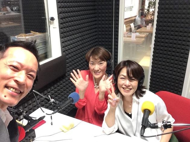 コミュニティラジオ天神 77.7MHz 鉄砲町商店街~よろず本舗~