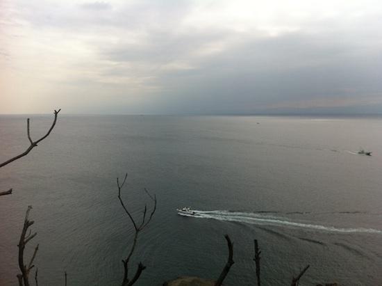 江ノ島 眺望