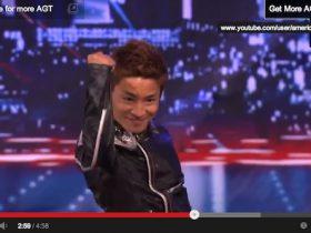 Kenichi Ebina 蛯名健一 America's Got Talent