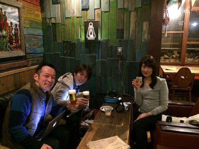 長野県野尻湖の湖畔のゲストハウス LAMP ランプ