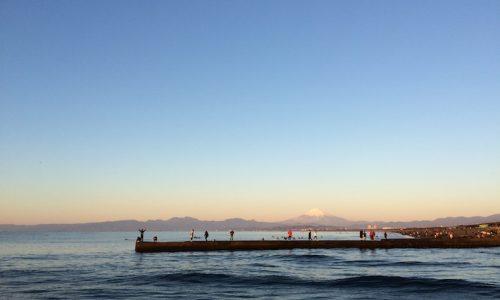 富士山 湘南