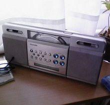 CDコンポ ラジオコンポ
