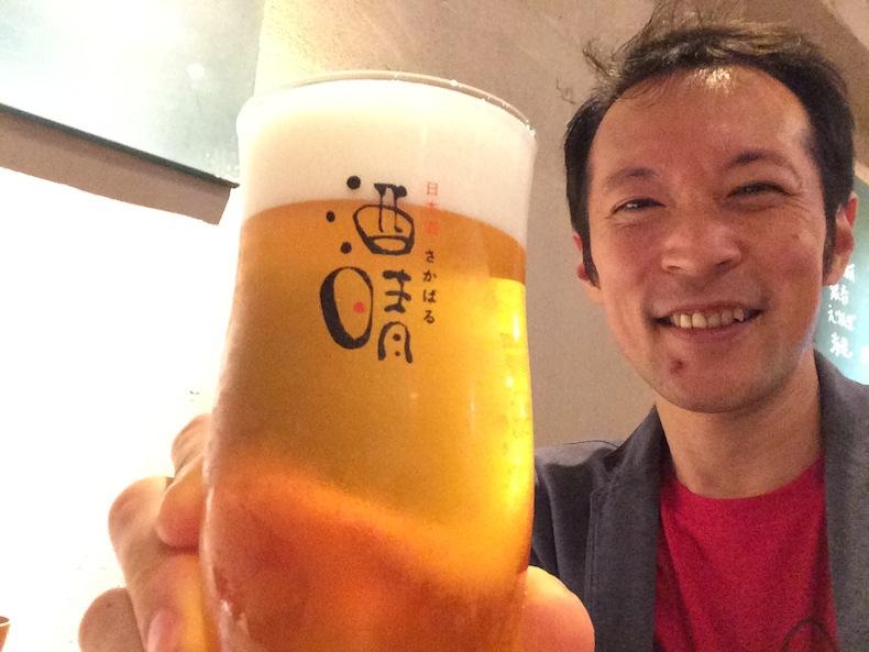 酒晴 歌舞伎町 新宿 日本酒 ビール