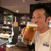 てっぺん渋谷女道場 ビール
