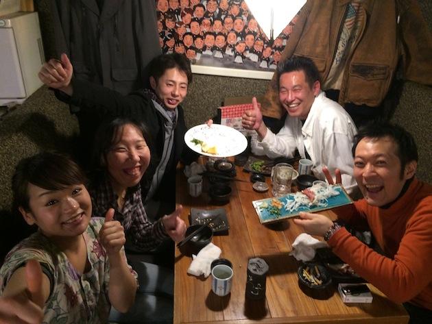 第61回東京ワクワク飲み@渋谷